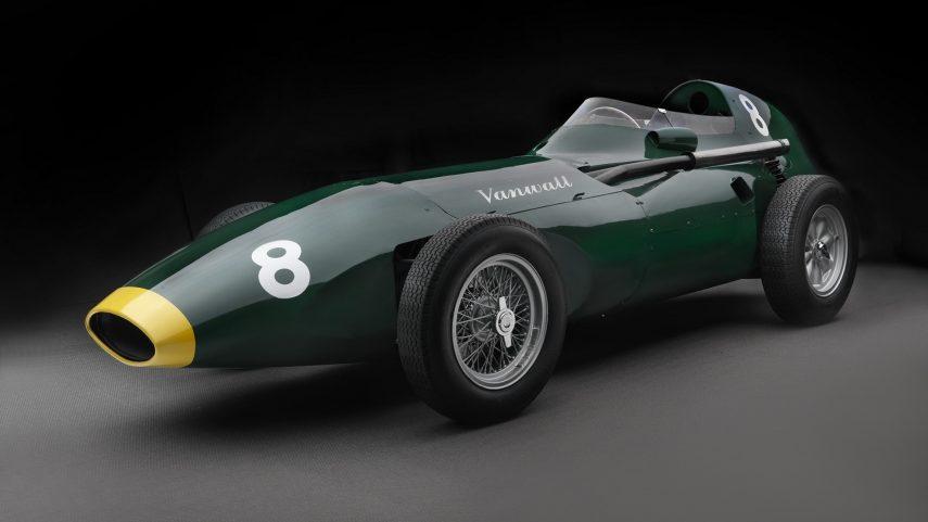 Vanwall VW5 Continuation, el sueño de los entusiastas de la Fórmula 1 de los 50