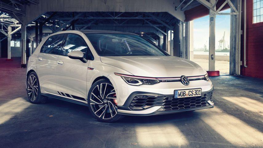 Volkswagen Golf GTI Clubsport 2021, con las miras puestas en los circuitos