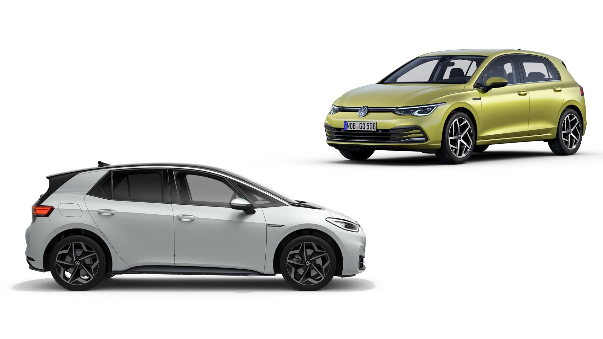 El Volkswagen Golf no sobrevivirá al ID.3, la historia del Beetle/Golf se repetirá