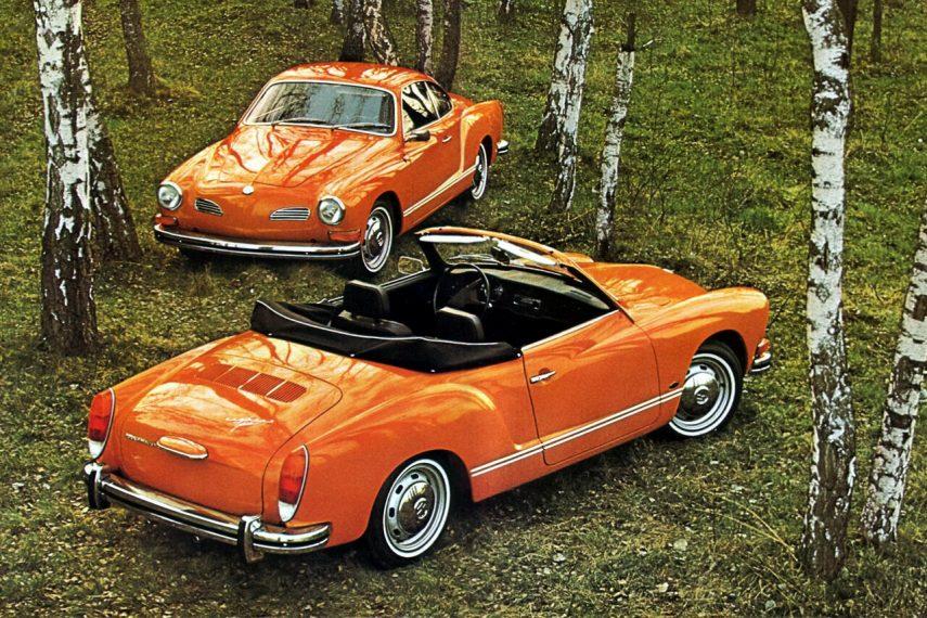 Coche del día: Volkswagen Karmann Ghia (Typ 14/34)