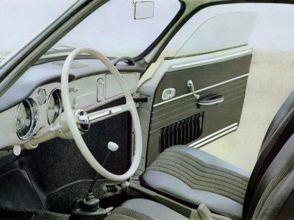 Volkswagen Karmann Ghia 5