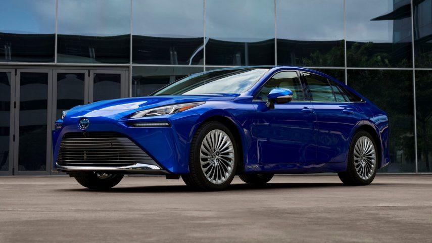 Toyota Mirai 2021, así es la versión de producción