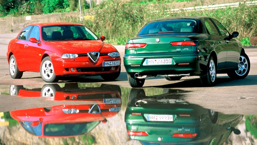 Alfa Romeo 156 2002 1