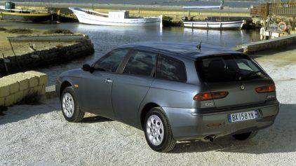 Alfa Romeo 156 2002 2
