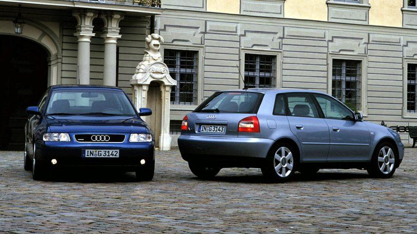 Coche del día: Audi A3 (8L)