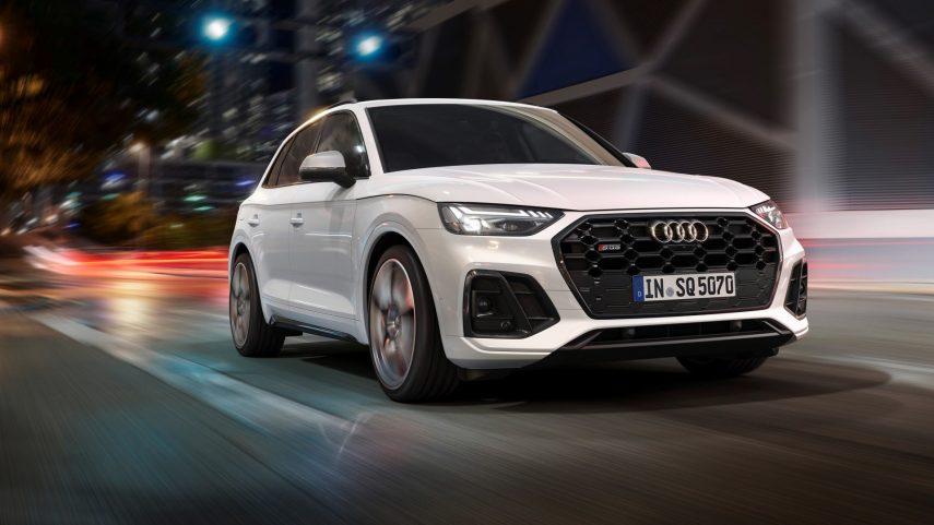 El Audi SQ5 TDI 2021 es la apuesta diésel en el segmento D-SUV deportivo