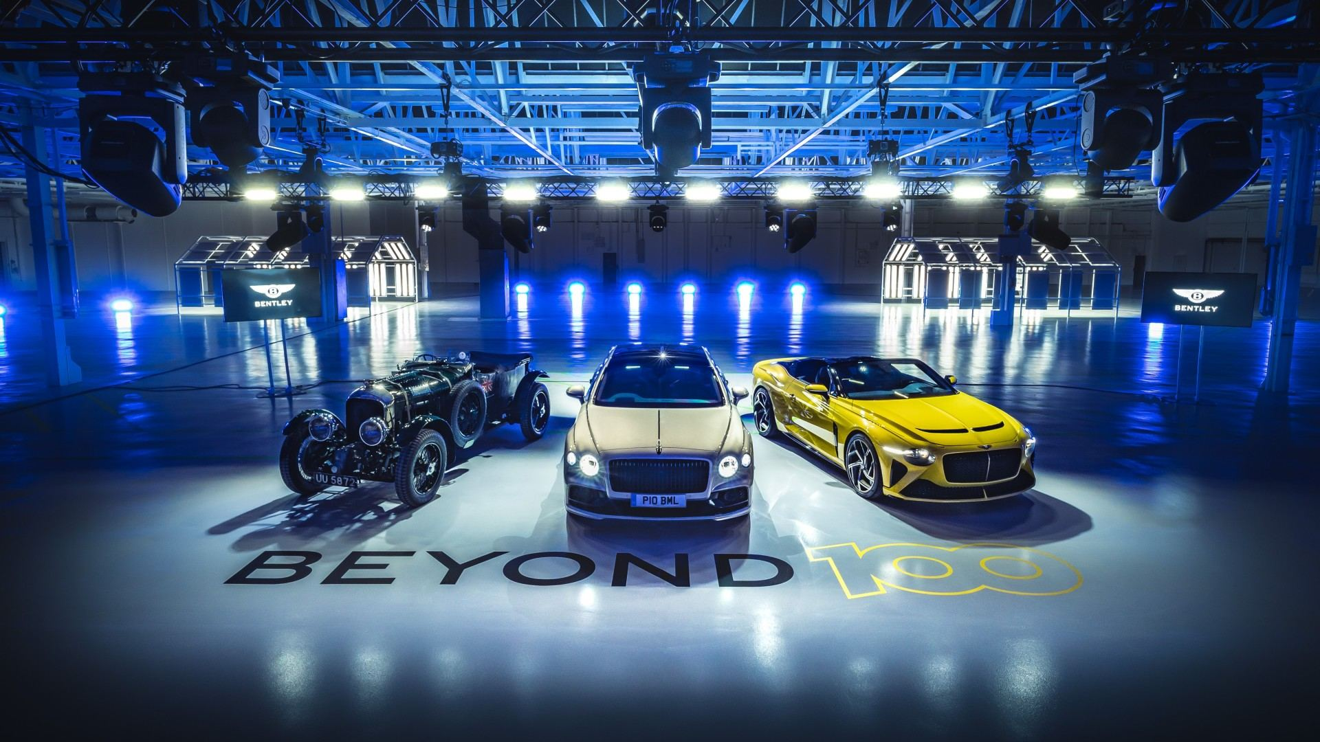 A partir de 2030, Bentley tan solo comercializará coches eléctricos