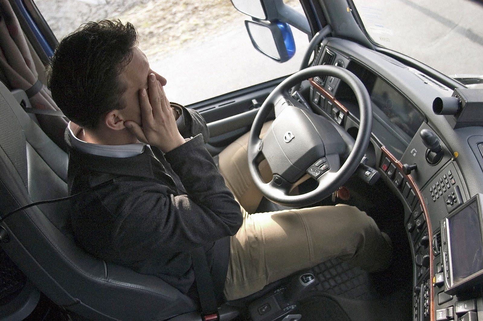 Aumenta el número de accidentes causados por problemas relacionados con el sueño