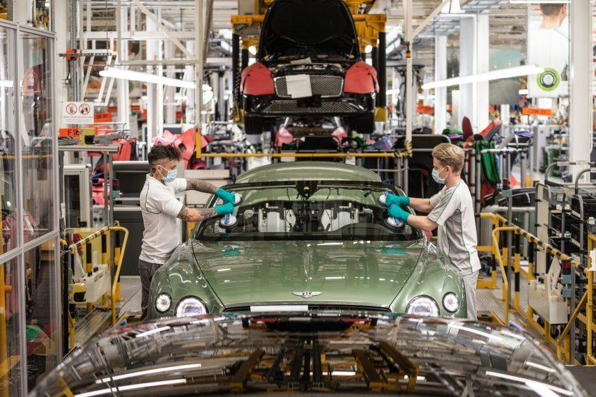 La industria automotriz británica vuelve a avisar del peligro que supondría un Brexit sin acuerdo comercial con la UE