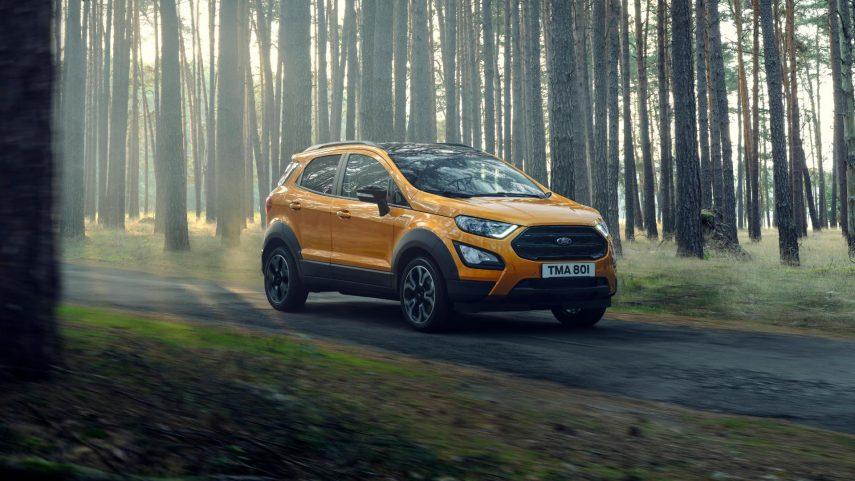 El nuevo Ford EcoSport Active ya está disponible en España