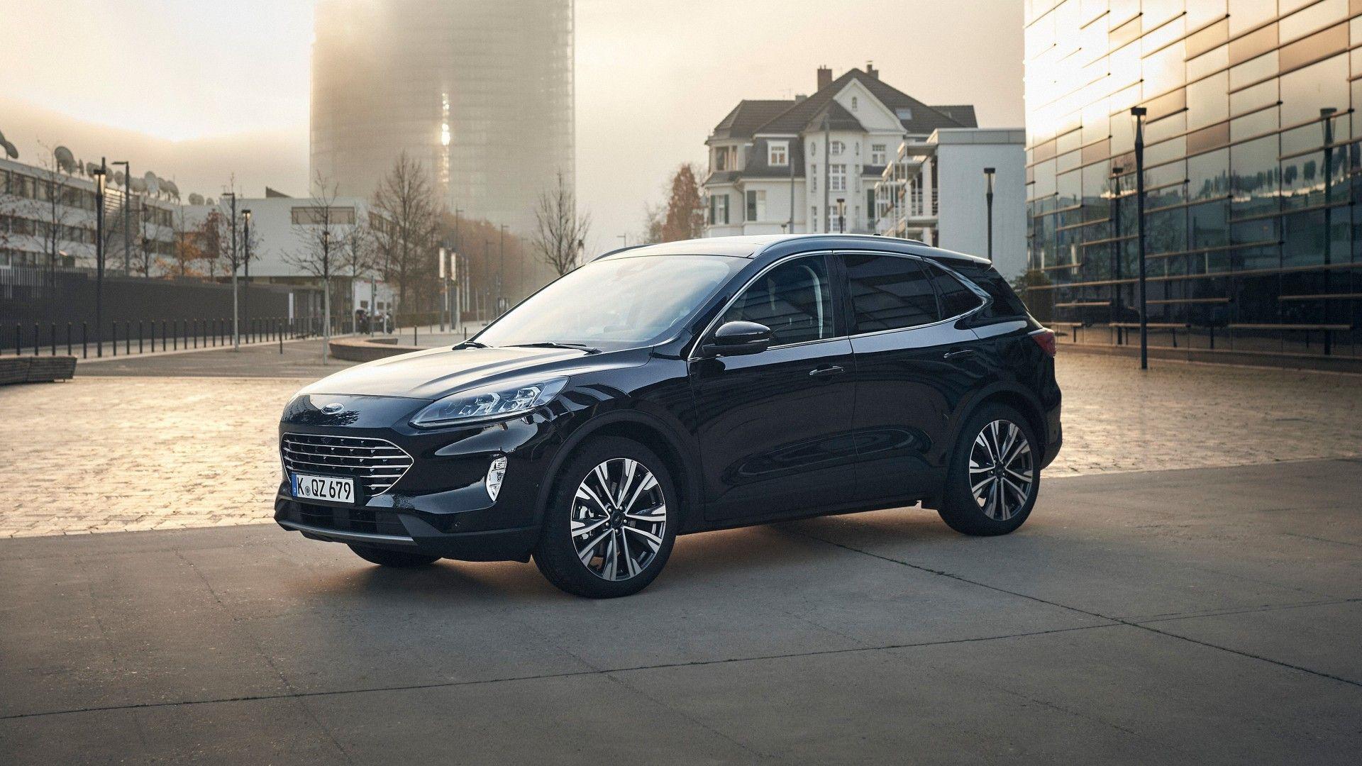 El Ford Kuga Hybrid ya inicia su producción en Valencia