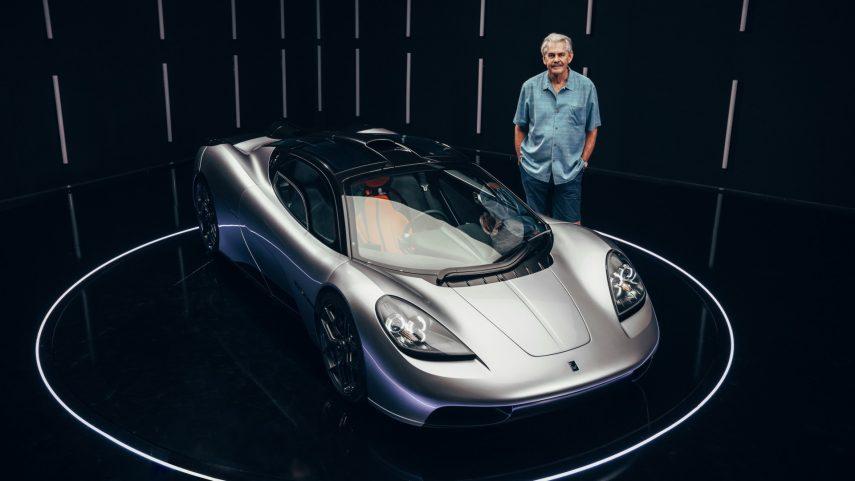 Gordon Murray Automotive quiere inmiscuirse también en el mundo de los coches eléctricos