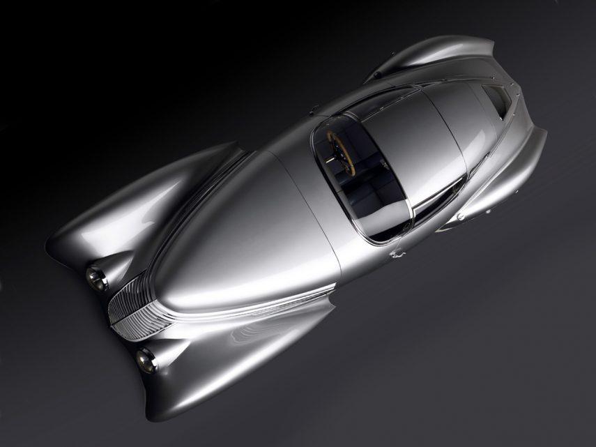 Coche del día: Hispano-Suiza H6C Dubonnet Xenia