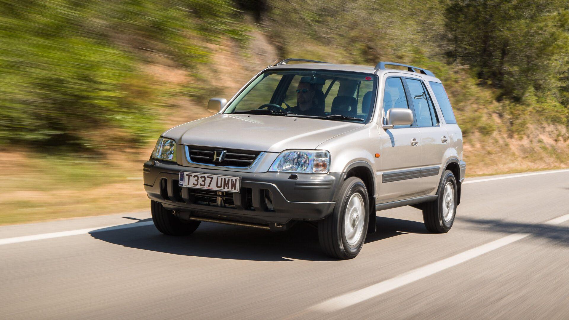 Coche del día: Honda CR-V (RD1)
