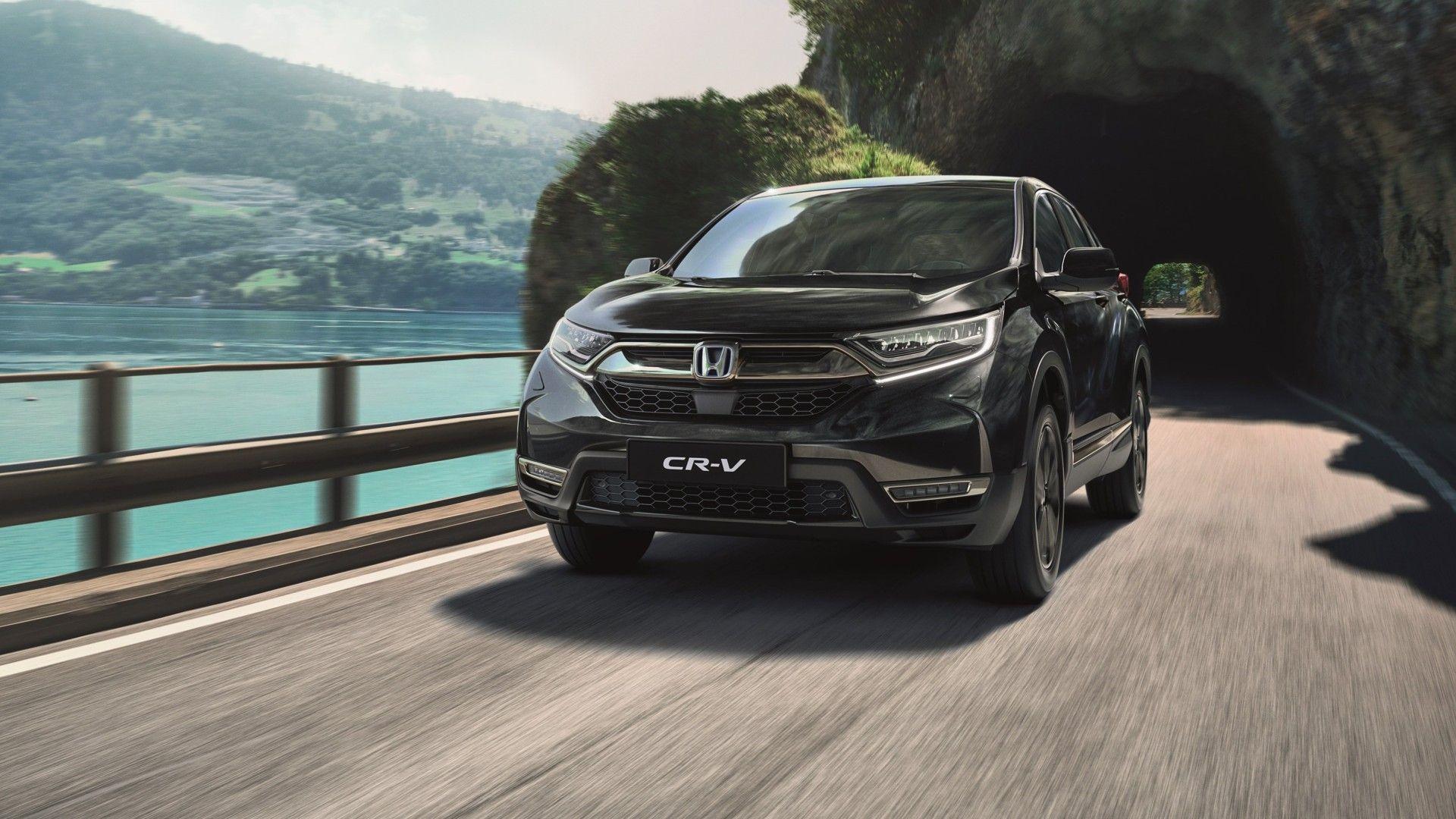 El Honda CR-V 2021 llega a España con nuevos y pequeños detalles