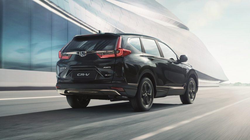Honda CR V 2021 (3)