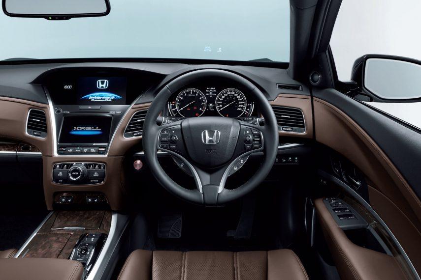 Honda empezará a vender coches semiautónomos de nivel 3 en Japón