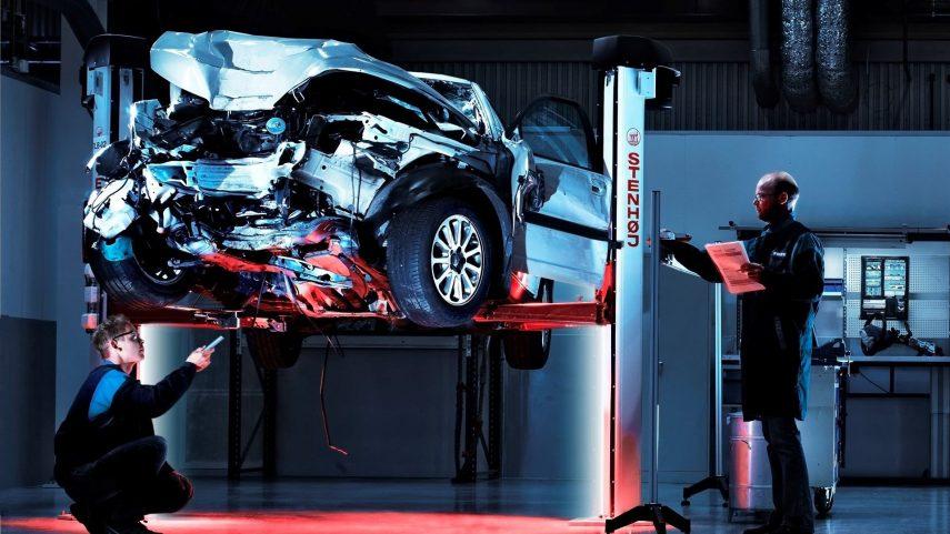 El equipo de investigación de accidentes de Volvo cumple 50 años