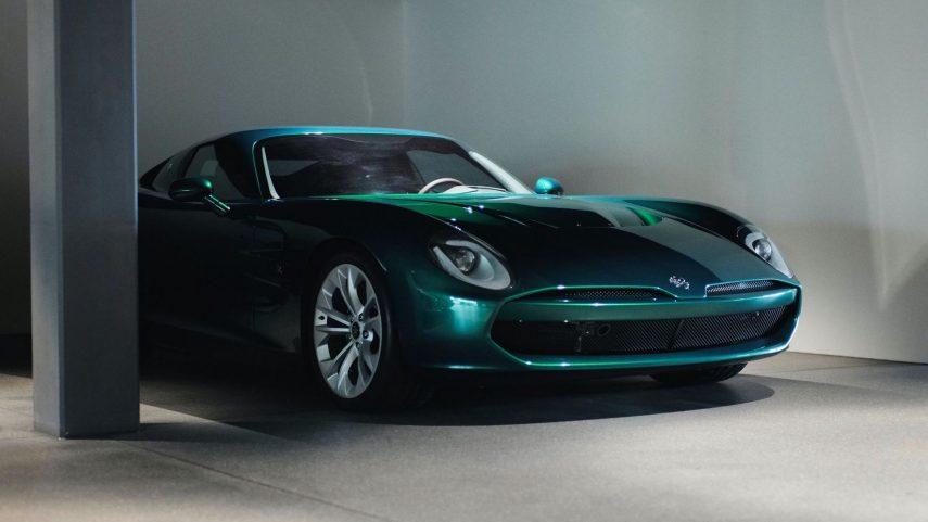 El IsoRivolta GTZ de Zagato aúna la vestimenta italiana con el poderío estadounidense