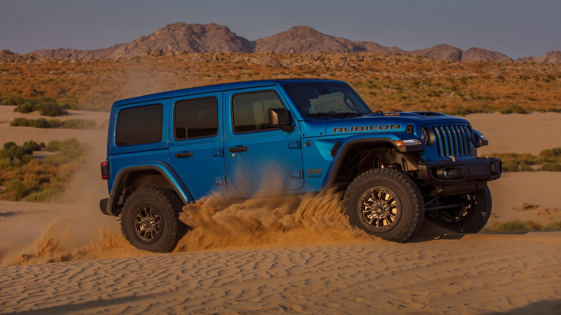 Jeep Wrangler Rubicon 392 2021 (17)