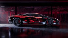 Lamborghini Aventador S Yohji Yamamoto (4)