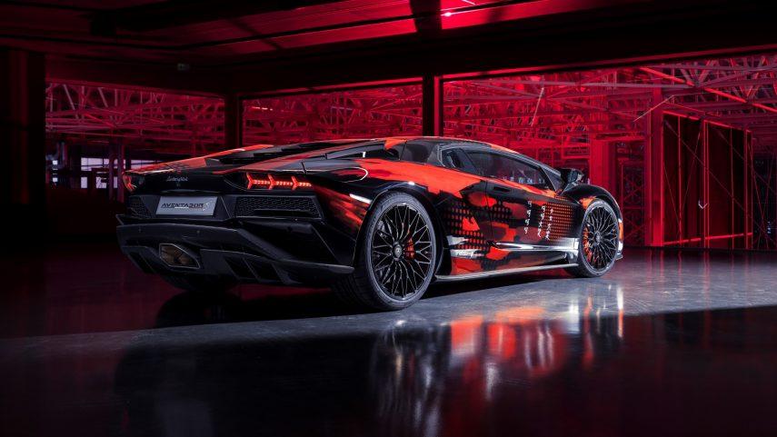Lamborghini Aventador S Yohji Yamamoto (6)