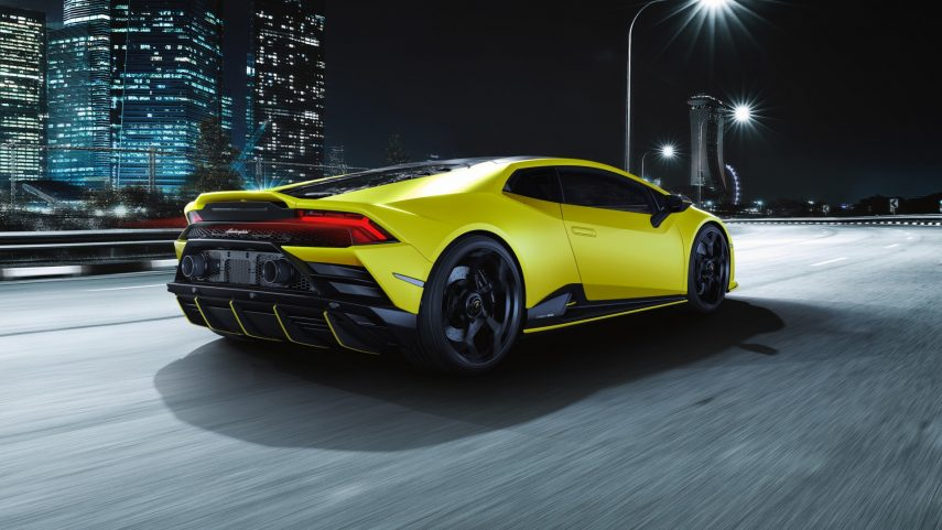 Lamborghini Huracán EVO Fluo Capsule 2020 (8)