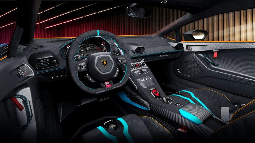 Lamborghini Huracán STO (10)