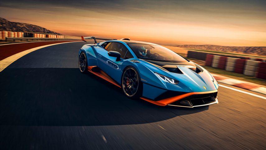 Lamborghini Huracán STO, el canto del cisne del benjamín de Sant'Agata Bolognese