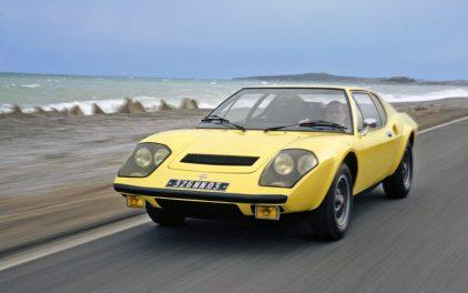 Ligier JS2 1972 2