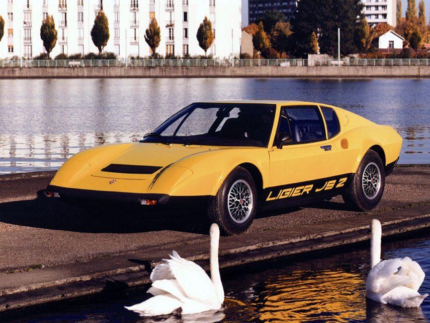 Ligier JS2 1975