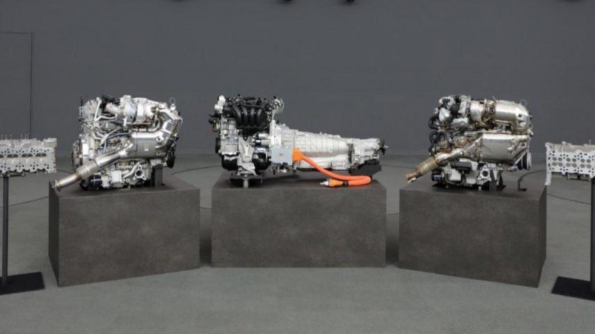 Mazda y su motor de seis cilindros en línea, cada vez más cerca