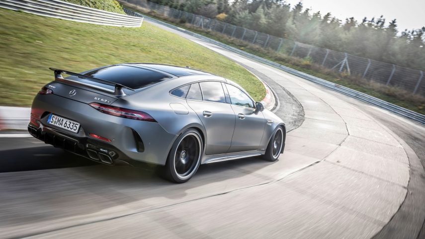 Mercedes AMG GT 63 S 4Matic Nurburgring Nordschleife (3)