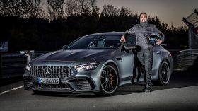 Mercedes AMG GT 63 S 4Matic Nurburgring Nordschleife (7)