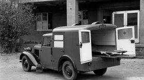 Mercedes Benz 170 V Krankenwagen W136 05