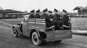 Mercedes Benz 170 V Polizei Streifenwagen W136 04