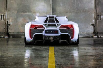 Milan Red 5