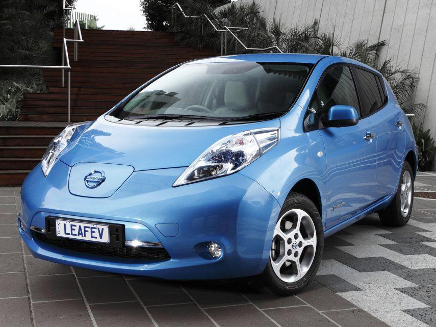 ¿Cuánto puede llegar a costar cambiar las baterías de un Nissan Leaf de primera generación?