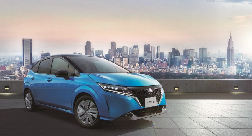 Nissan Note 2021 (2)