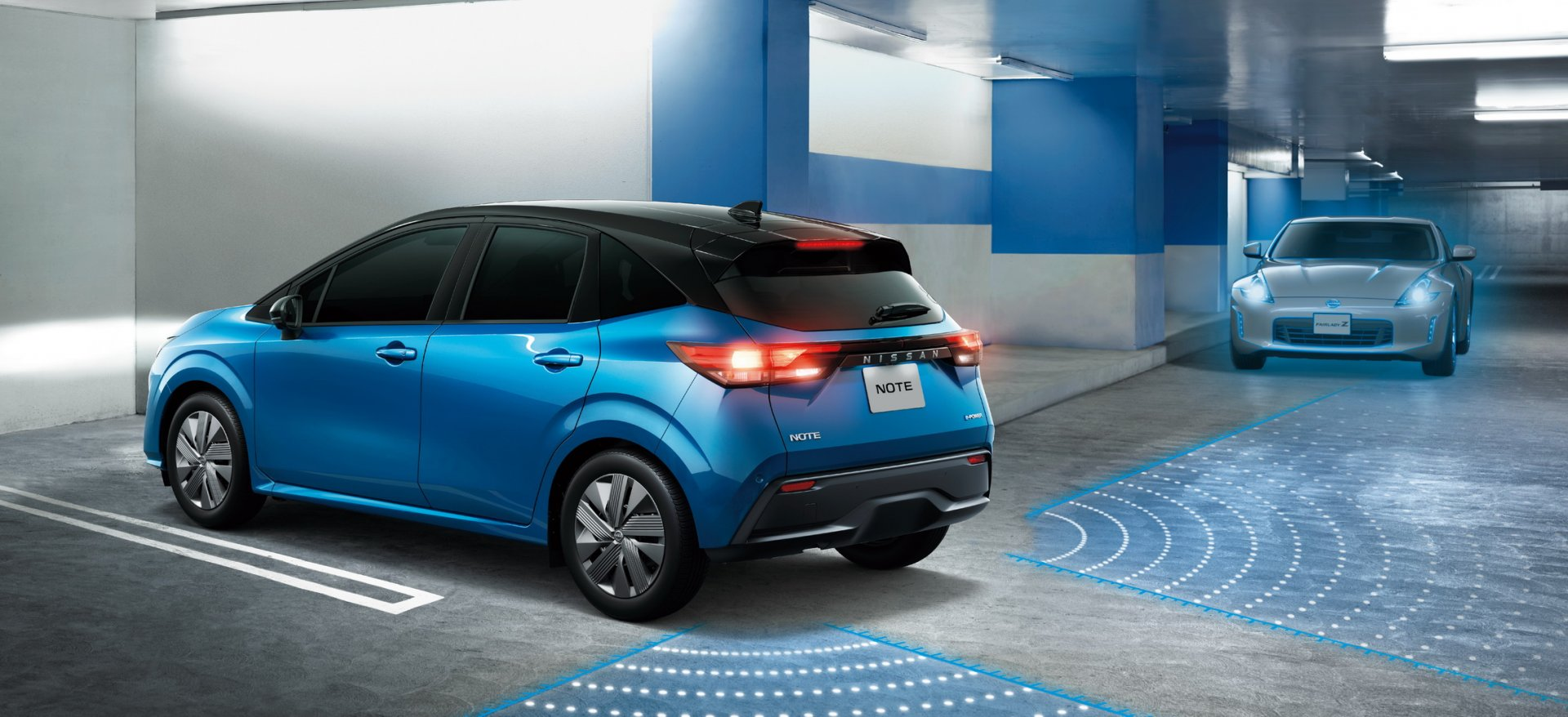 Nissan Note 2021 (3)