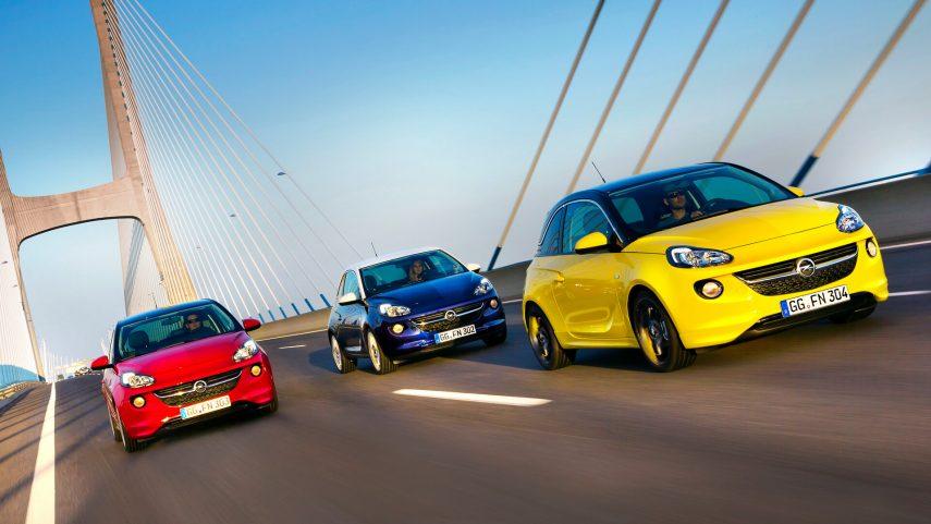 Coche del día: Opel Adam