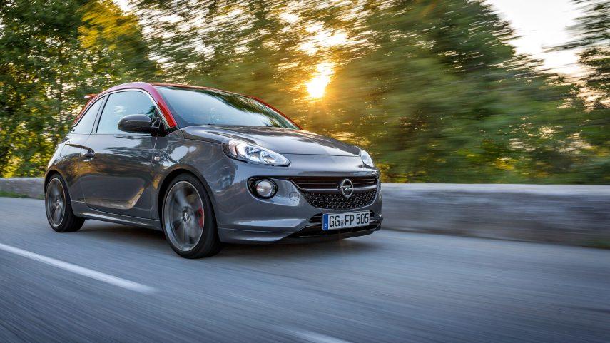Opel Adam S 2015 1