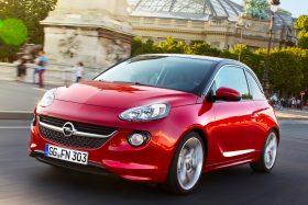 Opel Adam Slam 2013