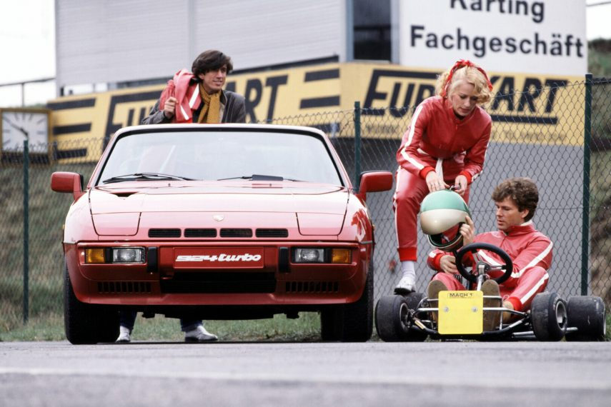 Coche del día: Porsche 924 Turbo