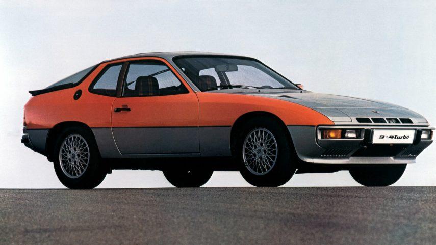 Porsche 924 turbo 2