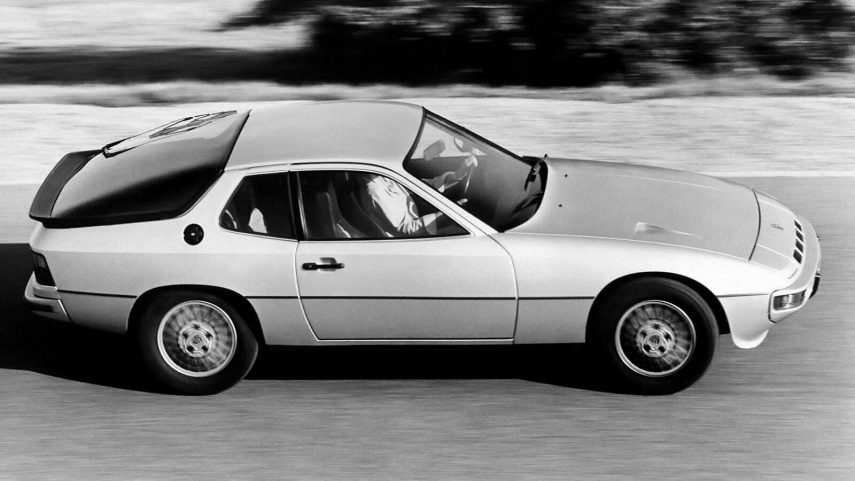 Porsche 924 turbo 4