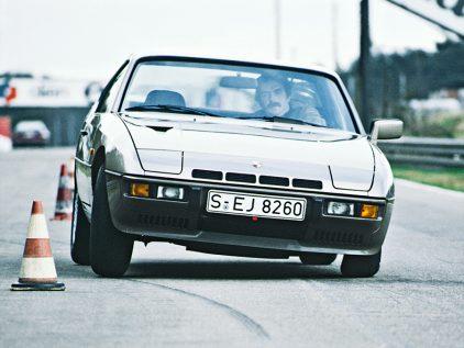 Porsche 924 turbo 5