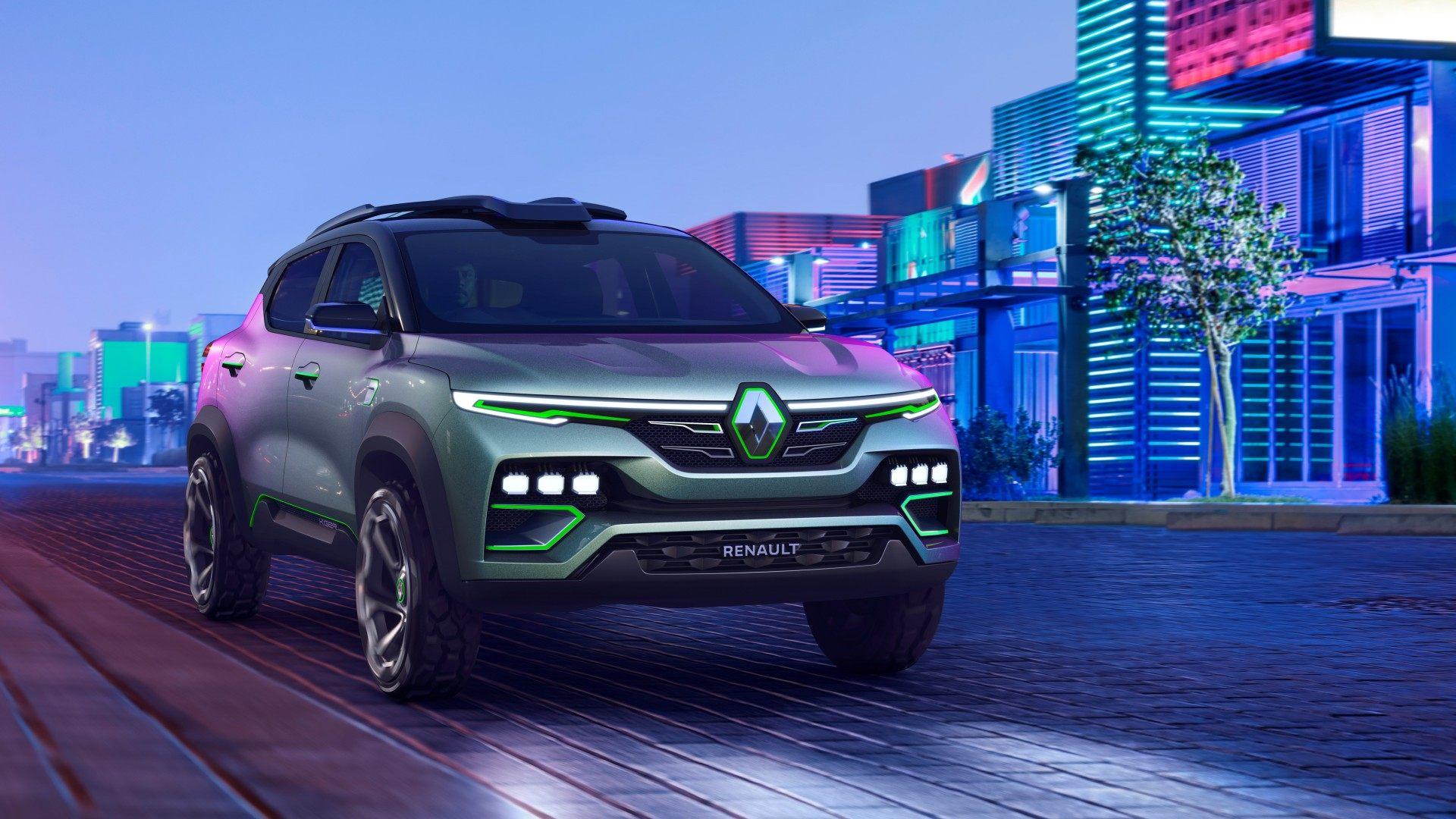 Renault Kiger Concept, una alternativa más para el mercado indio