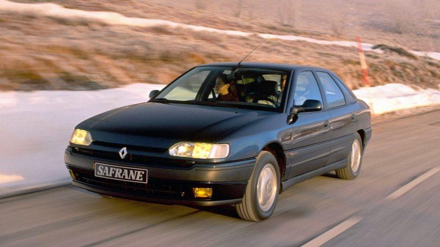 Coche del día: Renault Safrane RT 2.5 dT (I)