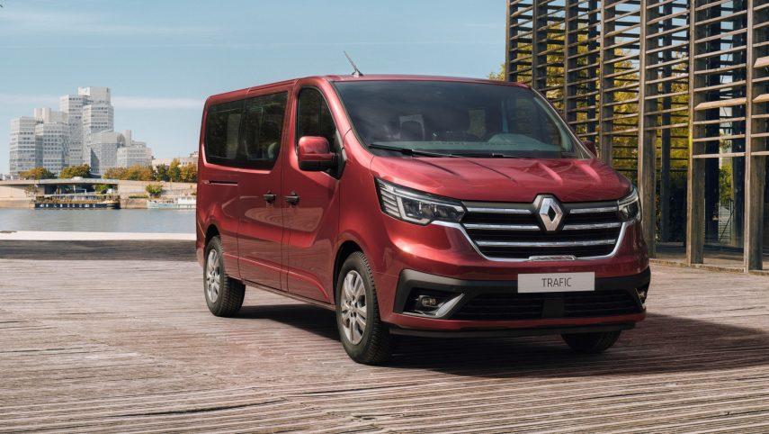 Renault Trafic 2021, una actualización que mejora lo que ya es bueno